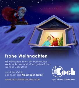 Weihnachtsgruß_2018_Maschinenbau_Koch_Baunatal